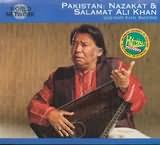 CD image PAKISTAN / NAZAKAT AND SALAMAT ALI KHAN
