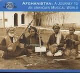 CD image AFGHANISTAN / TRADITIONAL MUSICIANS / WORLD NETWORK No.28