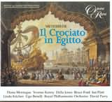 CD image MEYERBEER / IL CROCIATO IN EGITTO / DAVID PARRY (4CD)