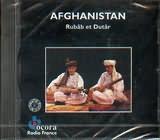 CD image AFGHANISTAN / RUBAB ET DUTAR
