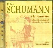 CD image SCHUMANN / ALBUM FUR DIE JUGEND OP.68 / BLUMENTHAL