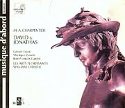 CD image CHARPENTIER / DAVID AND JONATHAS TRAGEDIE BIBLIQUE / CHRISTIE (2CD)