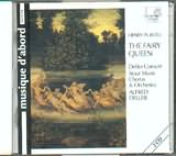 CD image PURCELL / THE FAIRY QUEEN