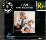 CD image IRAN / BARDES DU KHORASSAN