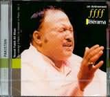 CD image PAKISTAN / NUSRAT FATEH ALI KHAN - IN CONCERT IN PARIS VOL.1