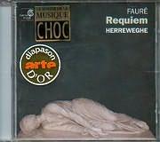 CD image FAURE / REQUIEM - HERREWEGHE