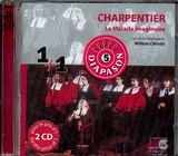 CD image CHARPENTIER / LE MALADE IMAGINAIRE [LES ARTS FLORISSANTS WILLIAM CHRISTIE] (2CD)