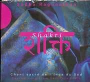 CD image SUBHA RAGUNATHAN / SHAKTI - CHANT SACRE DE L INDIE DU SUD