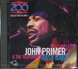 CD image JOHN PRIMER AND THE TEARDROPS / EASY BABY