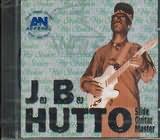 CD image J.B.HUTTO - SLIDE GUITAR MASTER / HIP SHAKIN