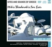 CD + DVD image SITES AND SOUNDS OF GREECE / MIKIS THEODORAKIS FOR EVER (CD+DVD)