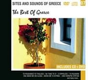 CD + DVD image SITES AND SOUNDS OF GREECE / THE BEST OF GREECE (CD+DVD)