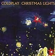 CD image for COLDPLAY / CHRISTMAS LIGHTS (LP SINGLE BLUE) (VINYL)