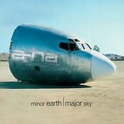 CD image for A - HA / MINOR EARTH, MAJOR SKY (2LP) (VINYL)