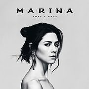 CD image for MARINA / LOVE + FEAR