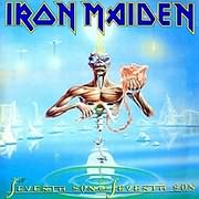 CD image for IRON MAIDEN / SEVENTH SON OF THE SEVENTH SON (DIGIPACK)
