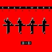 CD image for KRAFTWERK / 12345678 3 - D