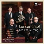 CD Image for LES VENTES FRANCAIS / CONCERTANTE! (2CD)