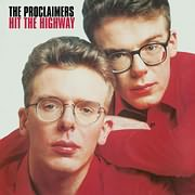 CD Image for THE PROCLAIMERS / HIT THE HIGHWAY (VINYL)