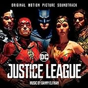 CD Image for JUSTICE LEAGUE (DANNY ELFMAN) - (OST)