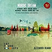 CD image for LGT YOUNG SOLOISTS / NORDIC DREAM