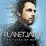 CD Image for JEAN - MICHEL JARRE / PLANET JARRE (4LP) (VINYL)