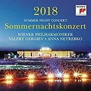CD image for VALERY GERGIEV AND WIENER PHILHARMONIKER / SUMMER NIGHT CONCERT 2018