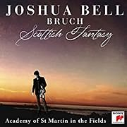 CD Image for JOSHUA BELL / SCOTTISH FANTASY
