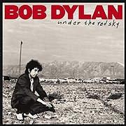 CD image for BOB DYLAN / UNDER THE RED SKY (VINYL)