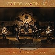 CD image for FATES WARNING / LIVE OVER EUROPE (3 LP+ ) (VINYL) (2CD)