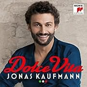 CD Image for JONAS KAUFMANN / DOLCE VITA (2CD)