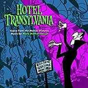 CD Image for HOTEL TRANSYLVANIA 3 (MARK MOTHERSBAUGH) - (OST)