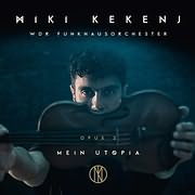 CD image for MIKI KEKENJ AND WDR FUNKHAUSORCHESTER / MEIN UTOPIA - OPUS 2