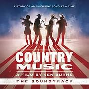 CD image for COUNTRY MUSIC - A FILM BY KEN BURNS - (OST) (2 CD)