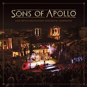 CD image for SONS OF APOLLO / LIVE WITH THE PLOVDIV PSYCHOTIC SYMPHONY (BD + 3CD + DVD)