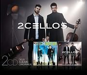 CD image for 2CELLOS / IN2ITION - SCORE (2CD)