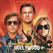 CD image for QUENTIN TARANTINO S ONCE UPON A TIME IN HOLLYWOOD (VARIOUS) - (OST)