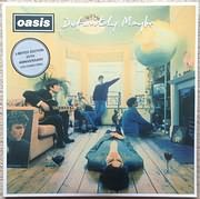 CD image for OASIS / DEFINITELY MAYBE (25TH ANNIVERSARY LIMITED EDITION) (2LP) (VINYL)