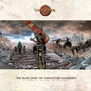 CD image for THE TANGENT / THE SLOW RUST OF FORGOTTEN MACHINERY