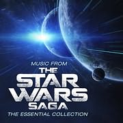 CD image for ROBERT ZIEGLER / MUSIC FROM THE STAR WARS SAGA - THE ESSENTIAL COLLECTION