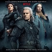 CD image for THE WITCHER (MUSIC FROM THE NETFLIX ORIGINAL SERIES) (SONYA BELOUSOVA AND GIONAOSTINELI) - (OST) (2 CD)