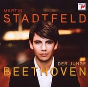 CD image for MARTIN STADTFELD / MY BEETHOVEN - MIE BEETHOVEN