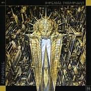 CD image for IMPERIAL TRIUMPHANT / ALPHAVILLE (GATEFOLD EMPIRE BLACK 2LP AND LP) (VINYL)
