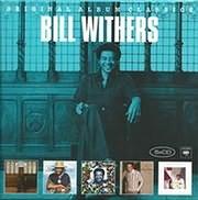 CD image for BILL WITHERS / ORIGINAL ALBUM CLASSICS (5CD)