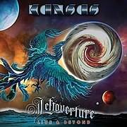 CD image KANSAS / LEFTOVERTURE LIVE AND BEYOND (2CD)