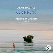CD image for ALKIS BALTAS / GREECE - (PIANO: VIKI STYLIANOU)