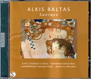 CD image for ALKIS BALTAS / SUNRAYS