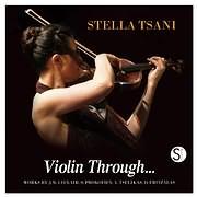 CD image for STELLA TSANI / VIOLIN THROUGH