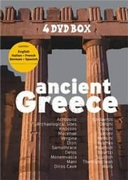 CD Image for ANCIENT GREECE (4 DVD) - (DVD VIDEO)