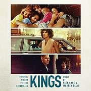 CD image for KINGS (NICK CAVE AND WARREN ELLIS) - (OST)
